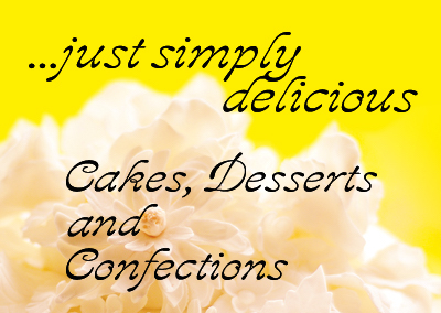 Just Simply Delicious Cakes, Desserts and Confections